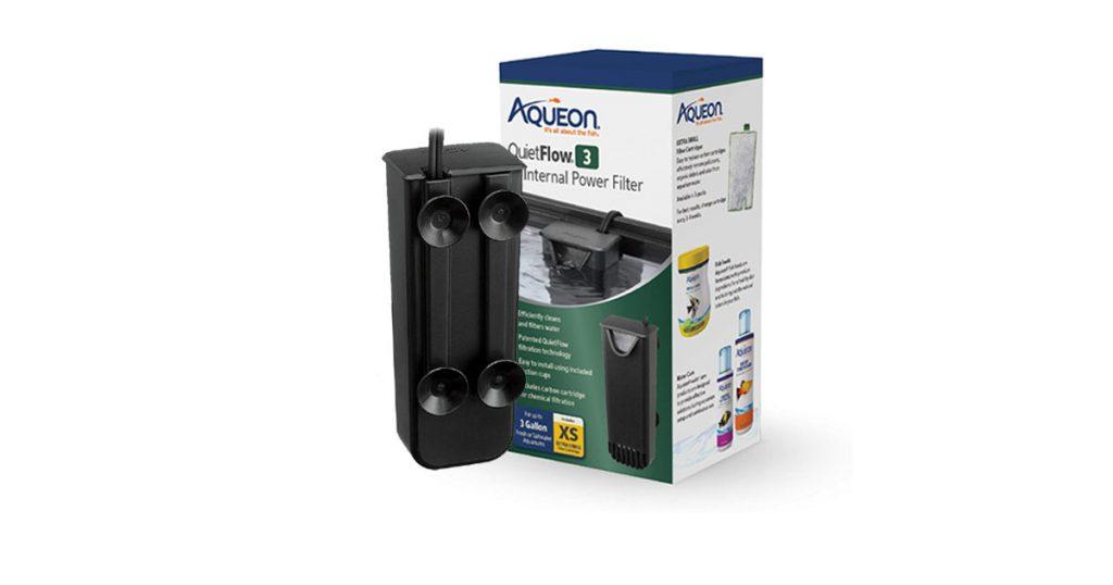 Aqueon Quietflow E Internal Power Filter image