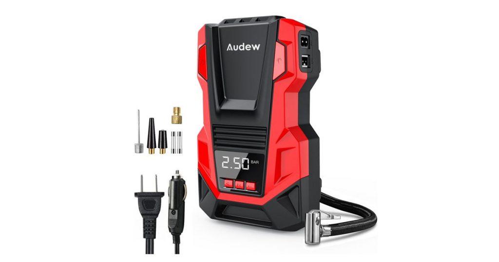 Audew 12v Air Compressor Image