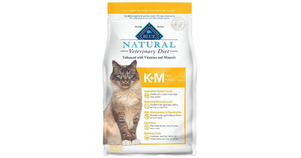 BLUE Natural Veterinary Diet K+M Kidney Support image