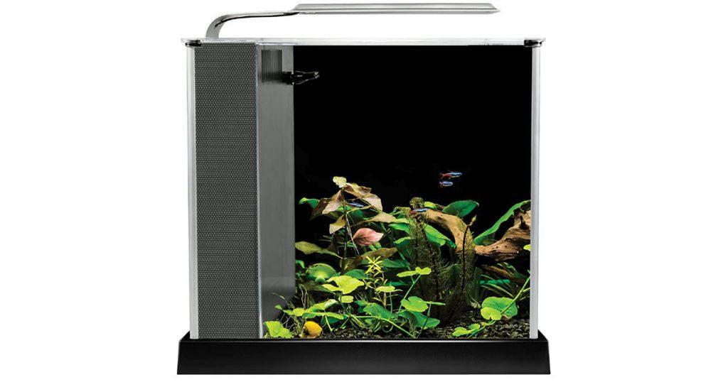 FLUVAL Spec 2.6 Gallon Aquarium Kit with 3-Stage Filtration image