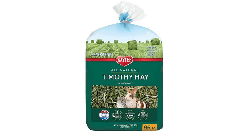 Kaytee All Natural Timothy Hay image