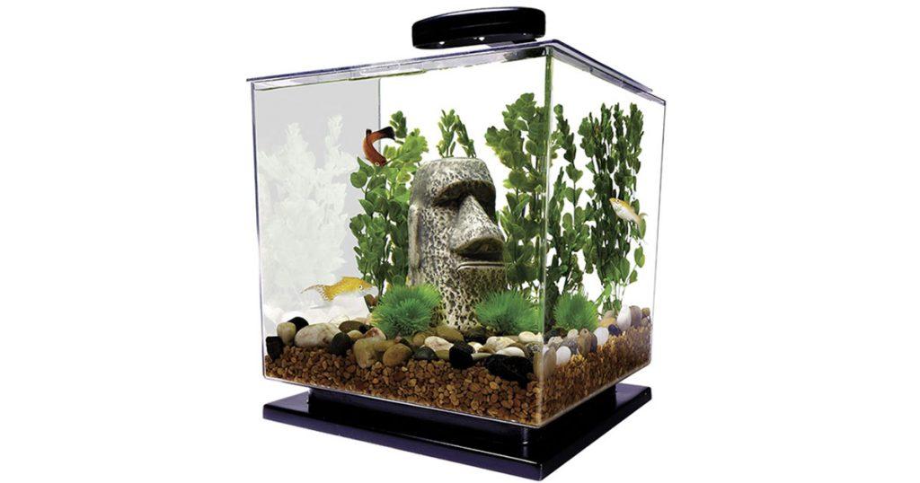 Tetra 3-Gallon LED Aquarium for Small Tropical Fish image