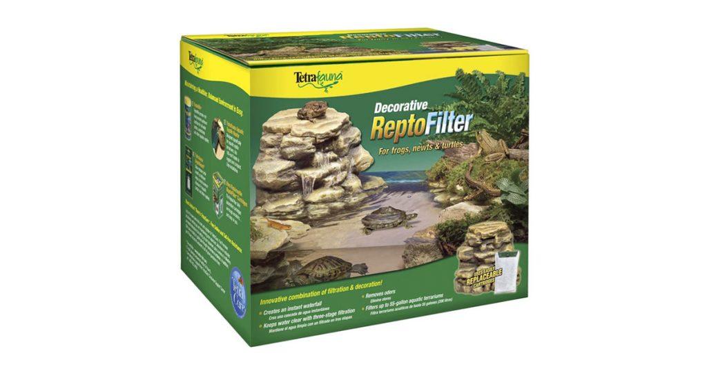 Tetra Decorative Reptofilter terrarium filtration image