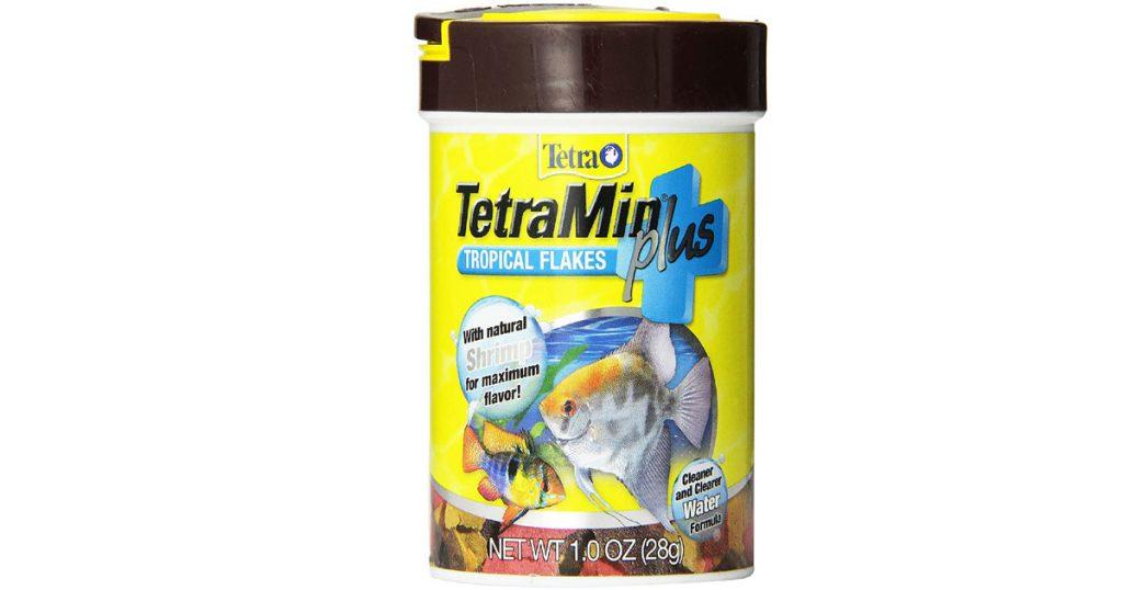 TetraMin Plus Tropical Flakes image
