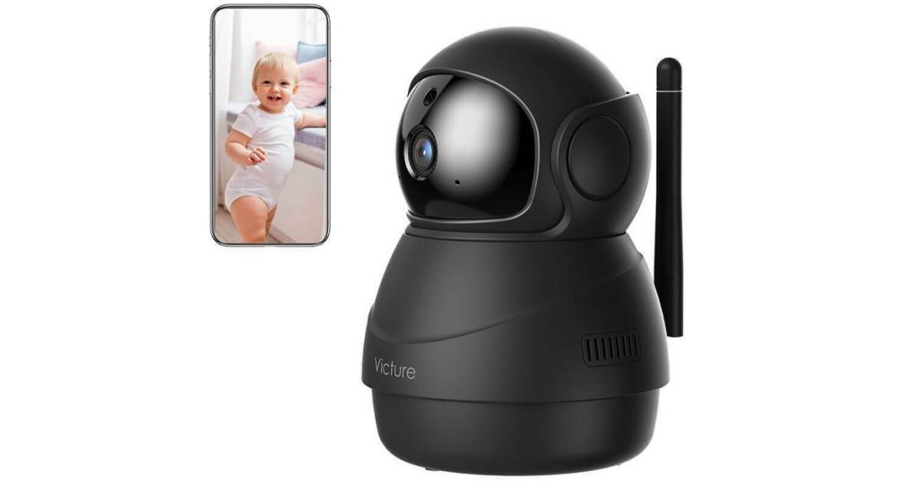Victure PC540-1 Security Home Camera image